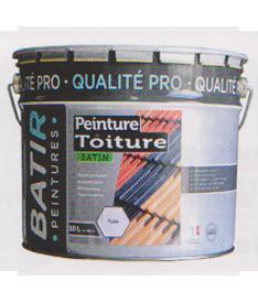 PEINTURE TOITURE - PEINTURES SPÉCIALES - Dépôt vente de peinture